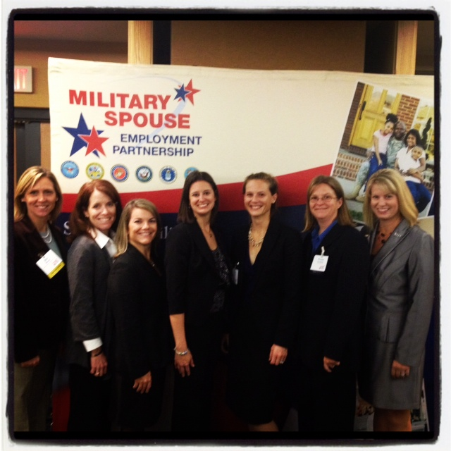 MilitaryOneClick at the MSEP Partner Induction Ceremony