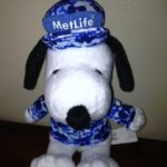 Military Snoopy Arrives from MetLife