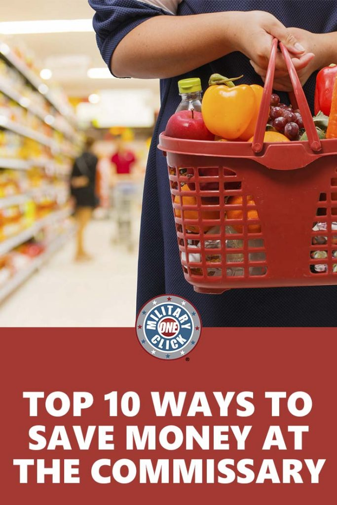 Save big at the commissary with these expert tips.