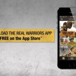 Salute and Support Those Who Serve with the Real Warriors App!