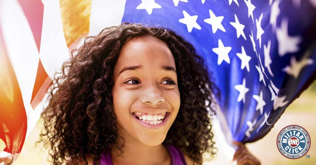 Resource list of nonprofits and programs for military kids!