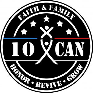 10 Can Logo