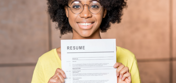 5 Resume Tips for Military Spouses