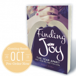 Get Your Copy of Finding Joy TODAY!