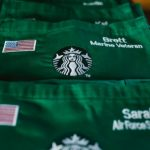 New Military Family Starbuck's Store!