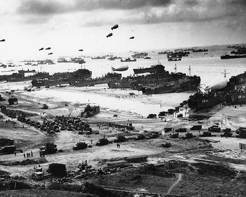 Learn lessons from D-Day that have far-reaching implications for your business' success.