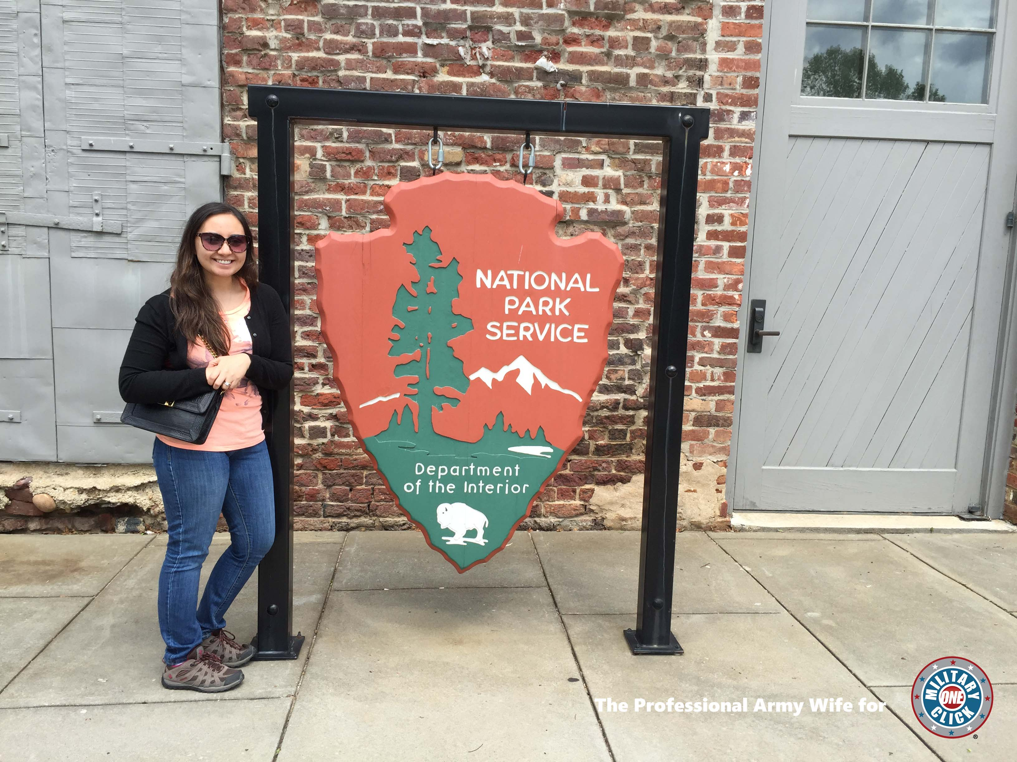 National parks that are close to military bases. Military families can get free passes too! (4)