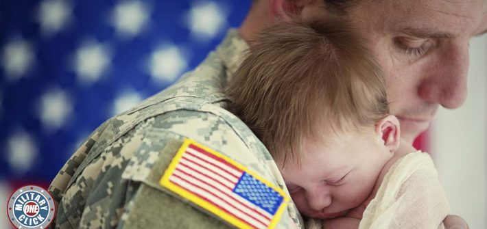 To my military husband on Father's Day-- so sweet! (2)