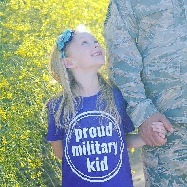 The Rosie Project Proud Military Kid