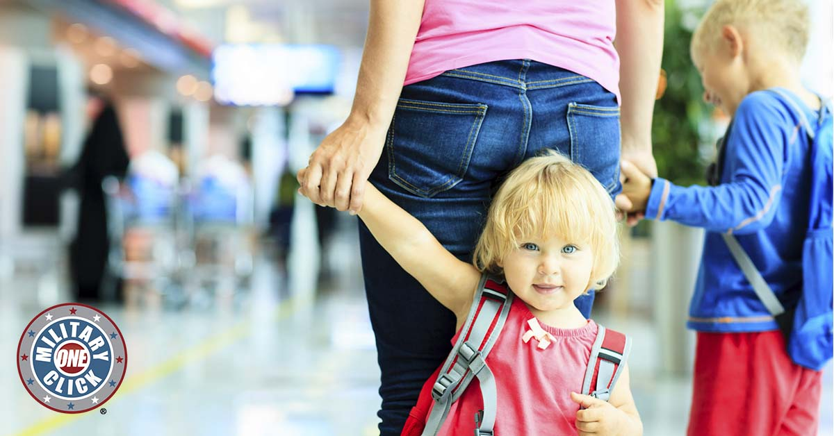 Travel tips for parents, military spouses who want to explore Europe but are solo parenting.
