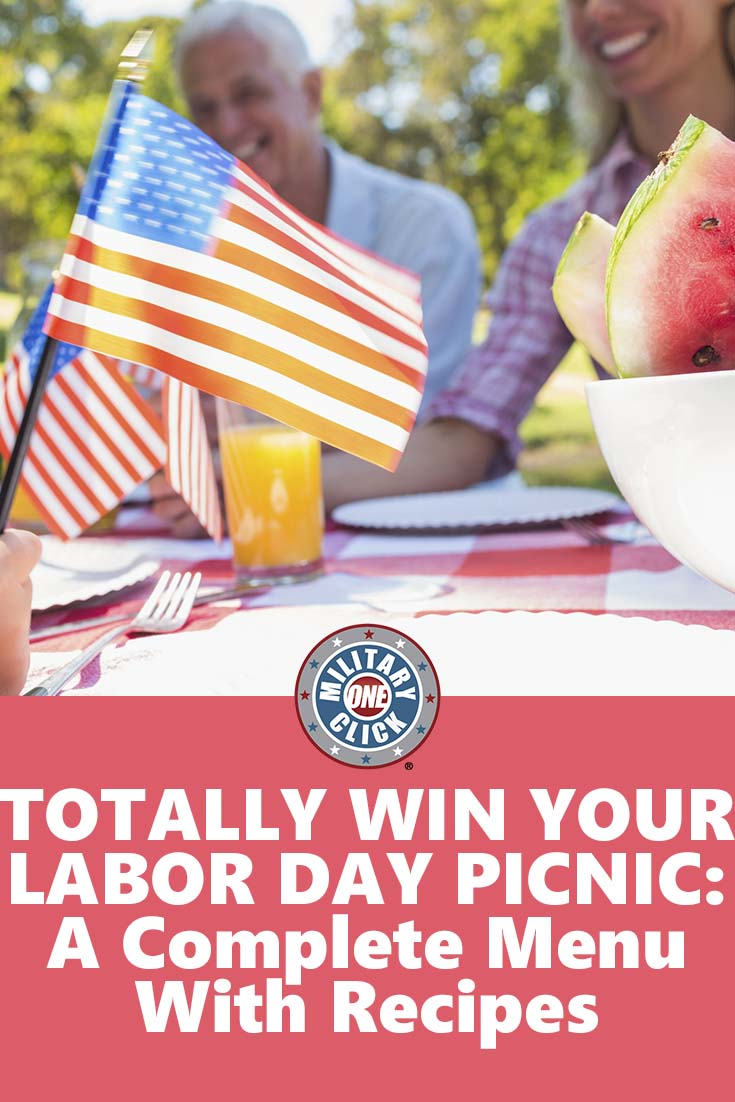 Saving these-- easy recipes with a gourmet twist!-- for labor day picnic ideas!