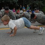 5 organizations helping military families get healthy for free