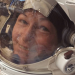 Astronaut Peggy Whitson just became the oldest woman in space
