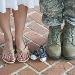 Here's how I survived a pregnancy and a looming deployment