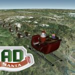 This year's NORAD Santa tracker is a high-tech joy