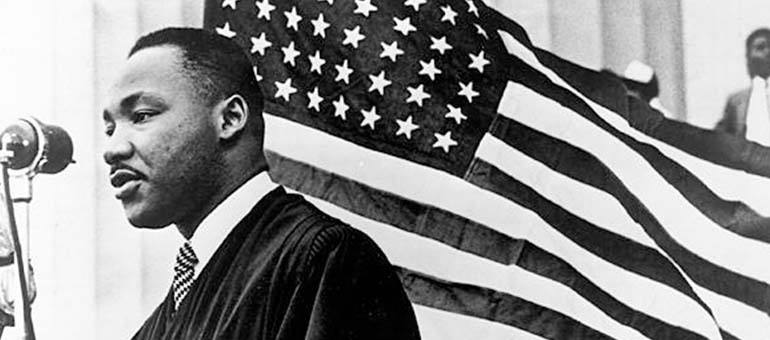 7 weird military connections to Martin Luther King Day