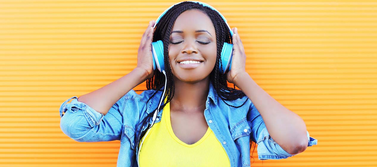 Grab your headphones and listen to the perfect milspouse playlist