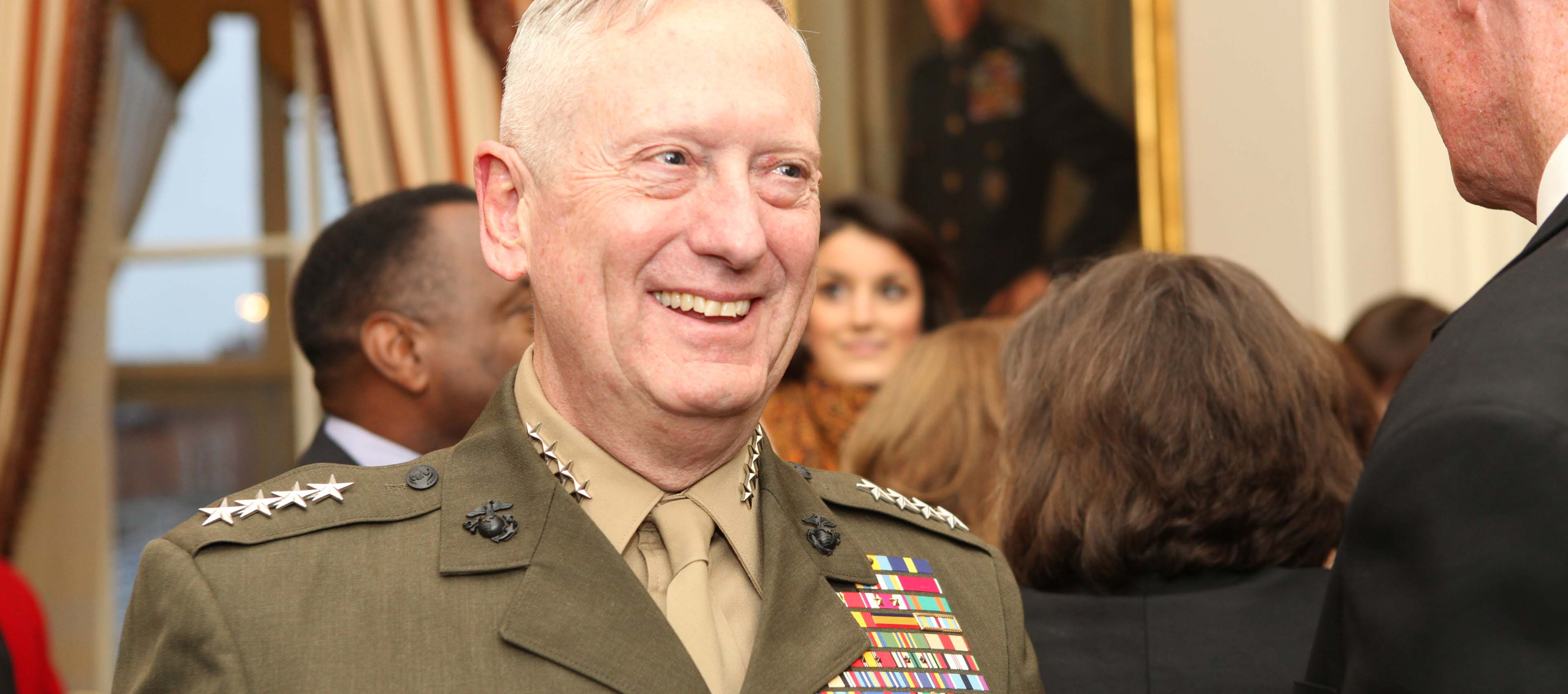 LGBT military groups ask Mattis for commitment to all milfams at confirmation