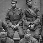 5 men who served their country before fighting for civil rights
