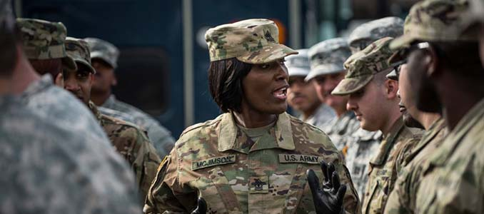 14 photos that prove #BlackGirlMagic is alive and well in the military
