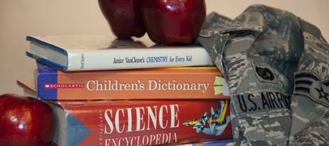 Here's how 7 education bills could change school for military families