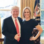 Wounded veteran's spouse gets an audience with Trump at the White House