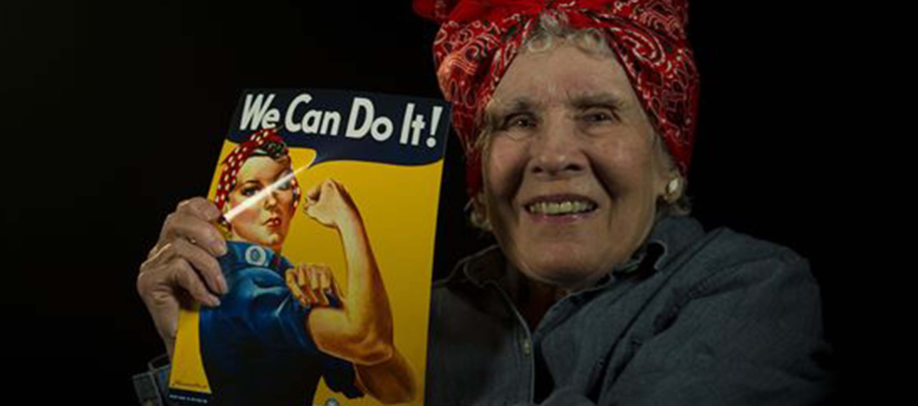We can do it: The Peggy Wills story