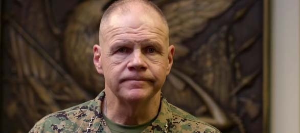Here's what the Commandant of the Marine Corps has to say about the Marines United investigation