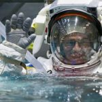 Retired Army colonel prepares for space station mission