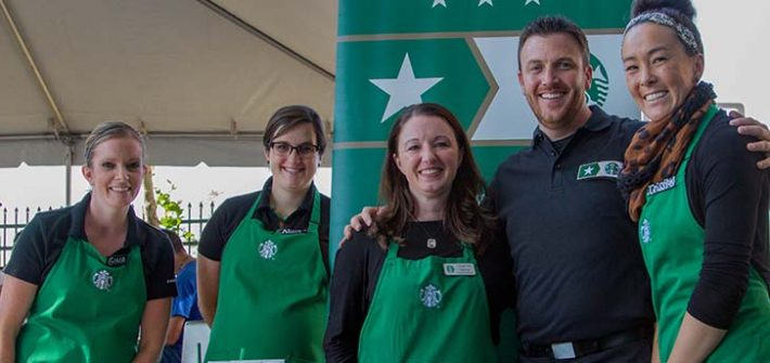 Starbucks reaffirms long-standing commitment to military community