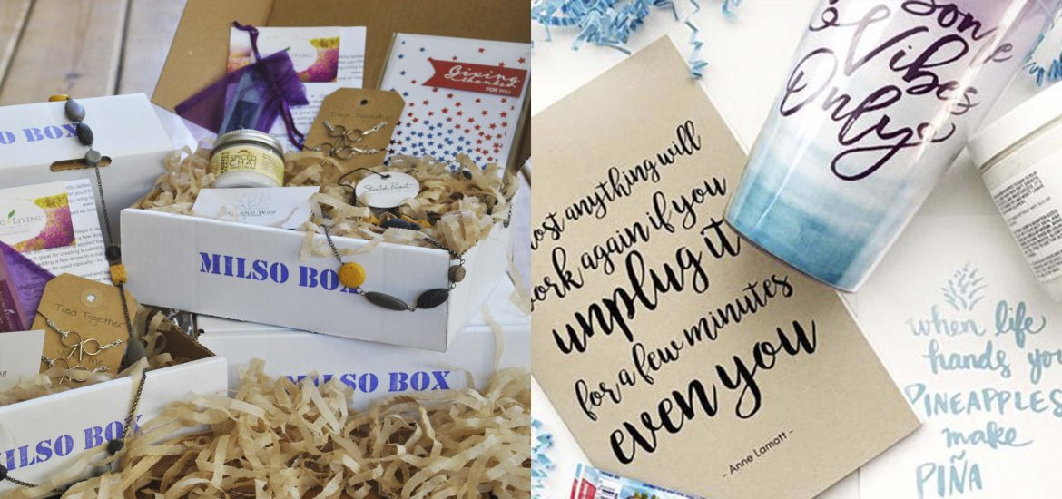 These two small businesses sell milspouse-focused subscription boxes