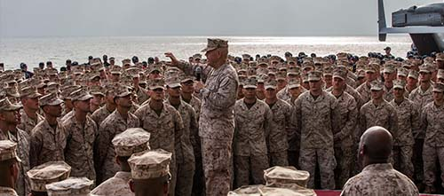 USMC Commandant wants Marines to know this about social media