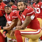 NFL's Kaepernick says he's going to stand for the Nat'l Anthem next season