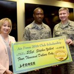 $36,000 in scholarships available to AF club members, families