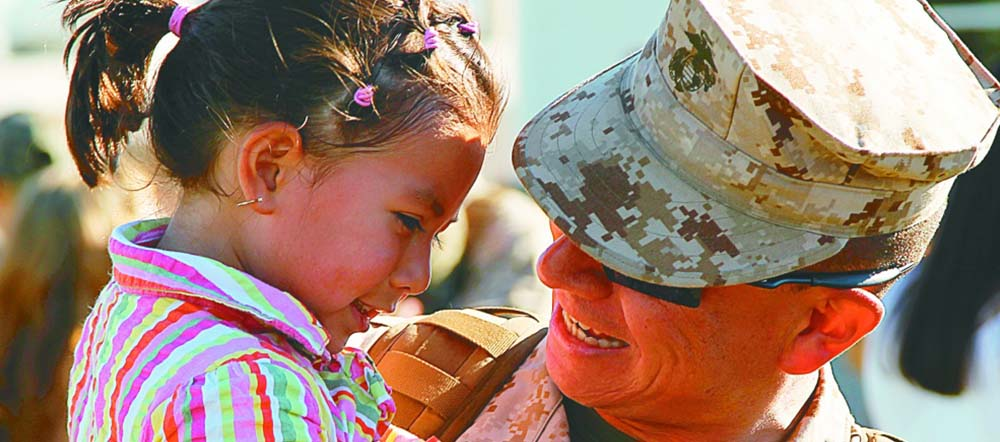 Here's how your military kid can win $1000