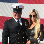Pornstar wife defends pornstar husband (who is also a Navy SEAL)