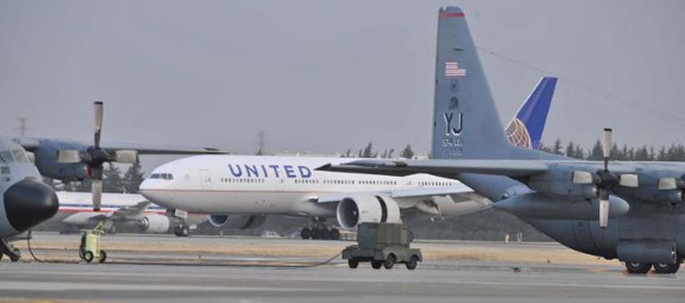 US military, airline officials to discuss pilot shortage