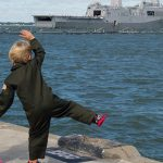 How to survive deployment with a toddler
