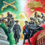 Painting by Army soldier displayed in museum in Rome