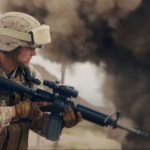 Marine captain honored to represent 'fighting spirit' of Marines in new ad