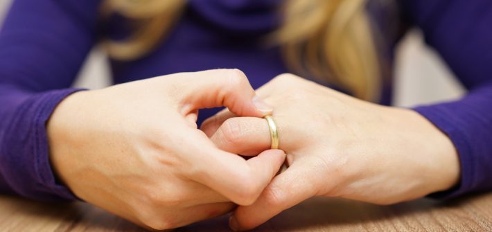 Here's the truth about divorce and the military