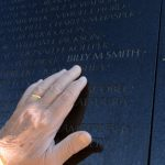 Every day is Memorial Day for veterans at Vietnam Wall