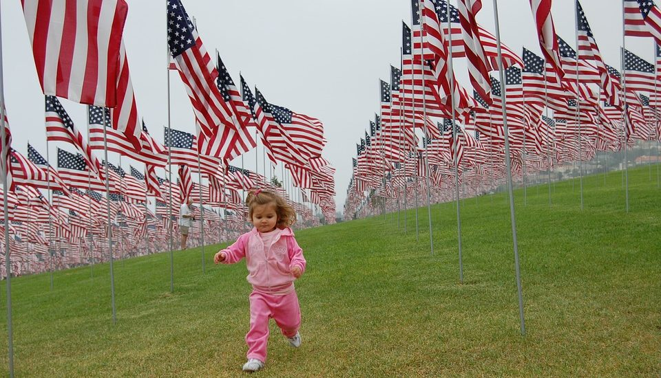 Here's how to talk to your kids about Memorial Day