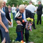 This Gold Star Marine Corps kid was honored at the White House