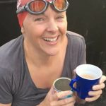 Navy spouse swims English Channel in under 15 hours