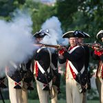 Here's what it takes to fire an 18th Century gun at a national battlefield