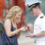7 photos of homecoming engagements that will melt your heart
