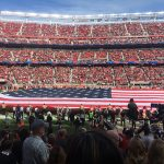 Here's what the military community is saying about the national anthem protest