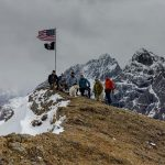 These vets climb a mountain in Alaska to honor fallen colleagues