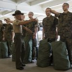 It's called 'frog voice.' Here's what Parris Island drill instructors do to prevent it